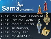 Sama Ornaments, Christmas ornament, glass Ornament, glass Ornaments, Egypt, Egyptian, Handmade blown glass, Ornaments tree, best Ornaments, gifts for your home and office, candle holders, Ornaments glass, painted glass, unique gifts, personalized gift, Perfume Bottles, Cocktail Stir, Oil Burners and Lamps, Candy dish